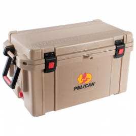 Pelican Elite Cooler 65 Qt Tan