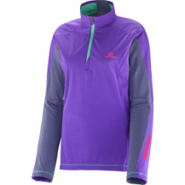 Salomon Equipe 1/2 Zip Jacket – Women's