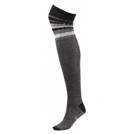 Smartwool Striped Chevron Over-The-Knee Sock – Women's