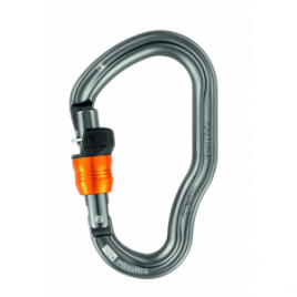 Petzl Vertigo Wire-Lock Carabiner