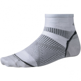 Smartwool PhD Run Ultra Light Mini Sock – Men's