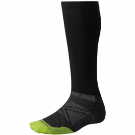 Smartwool PhD Run Graduated Compression Ultra Light Sock – Men's