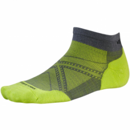 Smartwool PhD Run Light Elite Low Cut Sock – Men's