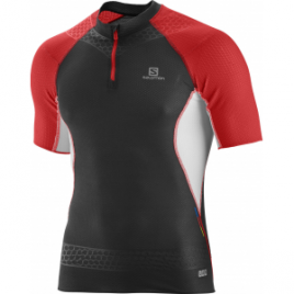 Salomon S-Lab EXO Zip Tee – Men's
