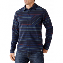 Smartwool Akalii Stripped Flannel – Men's