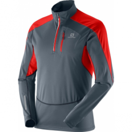 Salomon Equipe 1/2 Zip Jacket – Men's