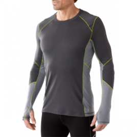 Smartwool PhD Light Long Sleeve Top – Men's
