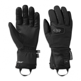 Outdoor Research Stormtracker Heated Gloves – Men's