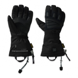 Outdoor Research Lucent Heated Gloves  – Men's