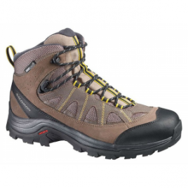 Salomon Authentic LTR CS WP Backpacking Boot – Men's