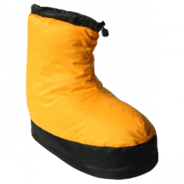 Western Mountaineering Down Booties – Men's