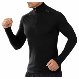 Smartwool PhD Ultra Light Zip T – Men's