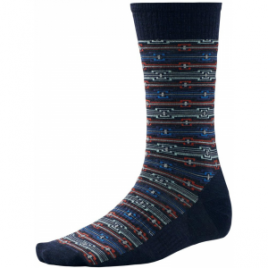 Smartwool Ethno Illusion Ultra Light Crew Sock – Men's