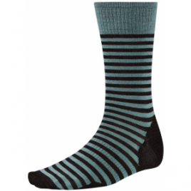 Smartwool Stria Ultra Light Crew Casual Sock – Men's