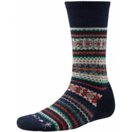 Smartwool Snowflake Casual Sock – Men's