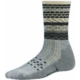 Smartwool Flake Isle Medium Crew Casual Sock – Women's