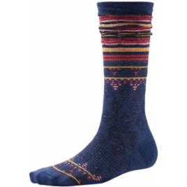 Smartwool Rocking Rhombus Ultra Light Mid Calf Sock – Women's