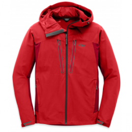 Outdoor Research Ferrosi Summit Hooded Jacket – Men's