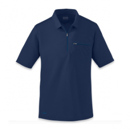 Outdoor Research Sequence Short Sleeve Polo – Men's