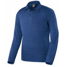 Sierra Designs Long Sleeve Pack Polo – Men's