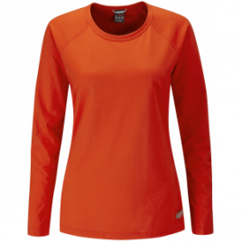 Rab Crimp Long Sleeve Tee – Women's