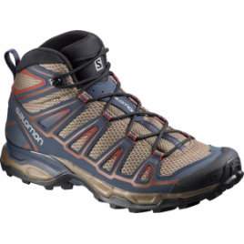 Salomon X Ultra Mid Aero Hiking Boot – Men's