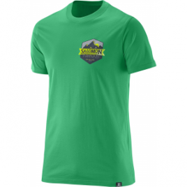 Salomon Ultimate Short Sleeve Cotton Tee – Men's