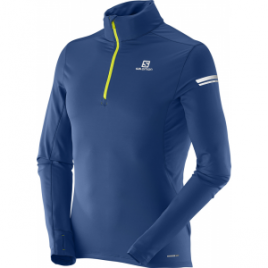 Salomon Agile 1/2 Zip Midlayer – Men's