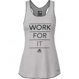The North Face Play Hard Graphic Tank Top – Women's