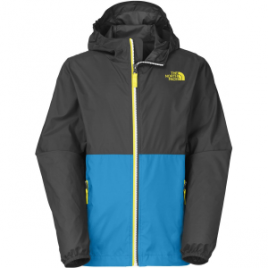 The North Face Flurry Wind Hooded Softshell Jacket – Boys'