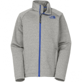 The North Face Canyonlands Fleece Jacket – Boys'