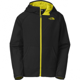The North Face Glacier Track Full-Zip Hoodie – Boys'