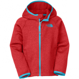 The North Face Canyonlands Hooded Fleece Jacket – Toddler Boys'