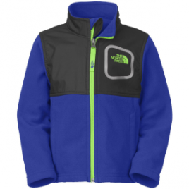 The North Face Peril Glacier Track Fleece Jacket – Toddler Boys'