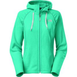 The North Face Mezzaluna Hooded Fleece Jacket – Women's