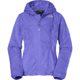 The North Face Oso Hooded Fleece Jacket – Girls'