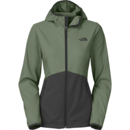 The North Face Nimble Hooded Softshell Jacket – Women's