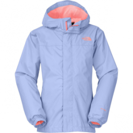 The North Face Zipline Rain Jacket – Girls'