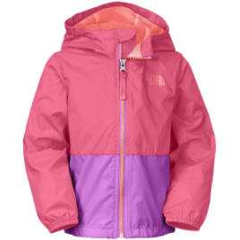 The North Face Flurry Wind Hooded Jacket – Toddler Girls'