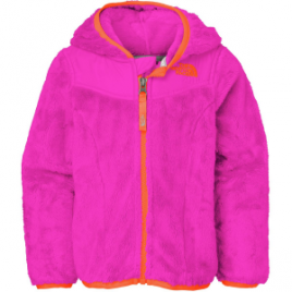 The North Face Oso Hooded Fleece Jacket – Toddler Girls'