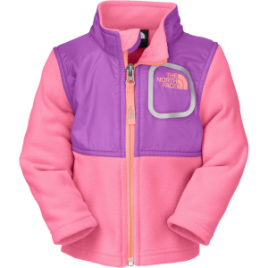 The North Face Glacier Track Fleece Jacket – Infant Girls'
