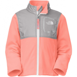 The North Face Glacier Track Fleece Jacket – Toddler Girls'