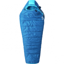 Mountain Hardwear Bozeman Flame Sleeping Bag: 20 Degree Synthetic – Women's