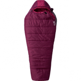 Mountain Hardwear Bozeman Torch Sleeping Bag: 0 Degree Synthetic – Women's