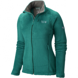 Mountain Hardwear Monkey Woman Grid II Fleece Jacket – Women's