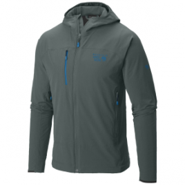 Mountain Hardwear Super Chockstone Hooded Jacket – Men's