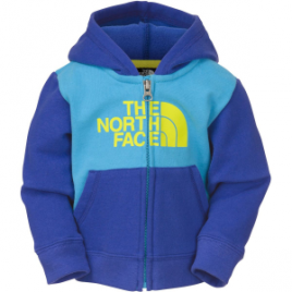 The North Face Logowear Full-Zip Hoodie – Infant Boys'