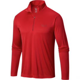 Mountain Hardwear Wicked 1/4-Zip Shirt – Long-Sleeve – Men's