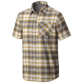 Mountain Hardwear Drummond Shirt – Short-Sleeve – Men's