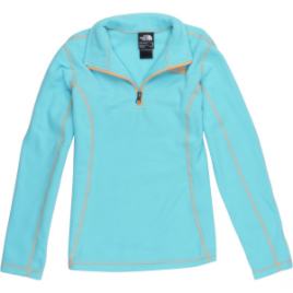 The North Face Glacier 1/4-Zip Fleece Pullover – Girls'